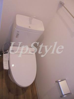 【トイレ】オータムバレー江北