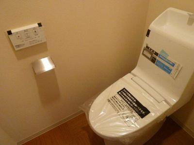 【トイレ】フレンシア田端南