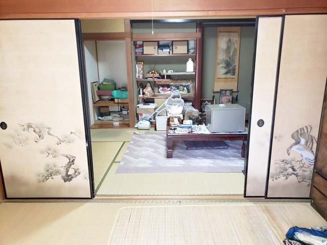 【和室】筑穂元吉売戸建て