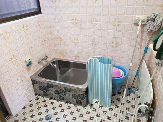 【浴室】筑穂元吉売戸建て
