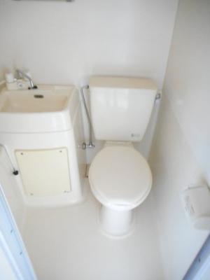 【トイレ】あるゾウパレス小松原町
