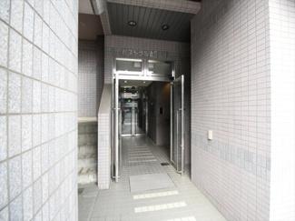 【エントランス】パストラルASAHI