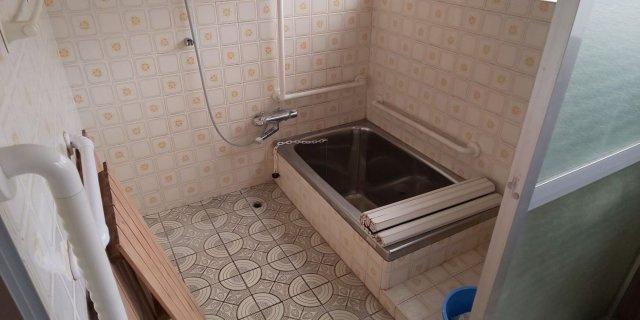 【浴室】伊岐須売戸建て