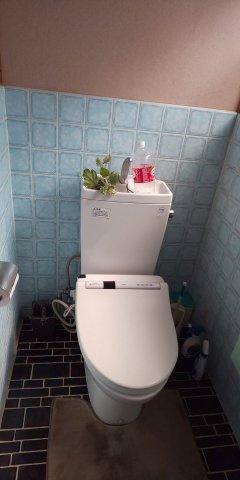 【トイレ】伊岐須売戸建て