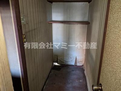 【収納】大矢知町店舗3号棟O