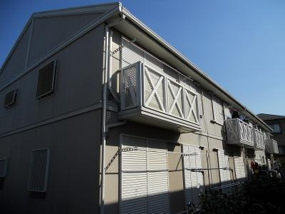 【外観】カーサ柏台B