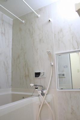 【浴室】カーサ柏台B