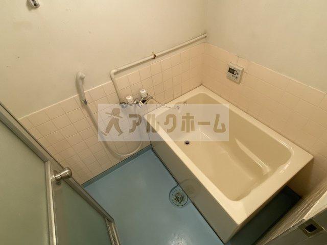 メゾンドルチェ伸和(柏原市法善寺) 浴室