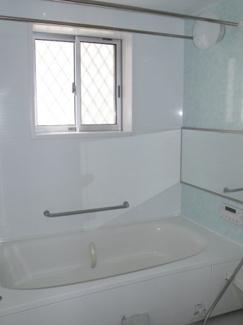 【浴室】宝塚市御殿山 賃貸戸建