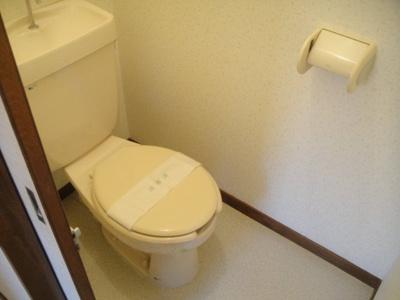 【トイレ】ハイツオグラ