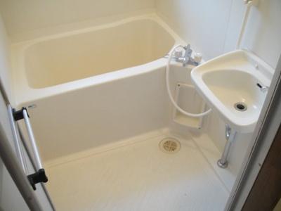 【浴室】ハイツオグラ