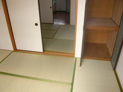 【和室】ハイツオグラ
