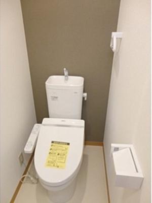 【トイレ】ロイヤルシティ西日暮里