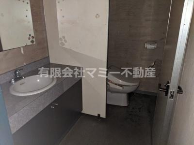 【トイレ】西新地店舗