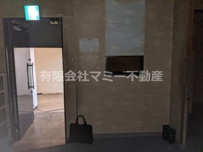 【内装】西新地店舗