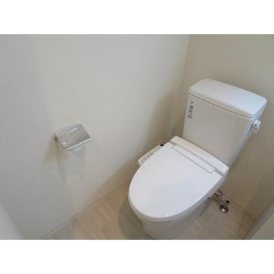 温水洗浄機能付トイレ★