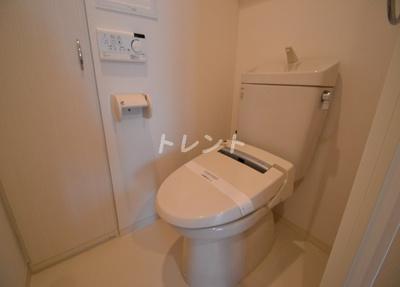 【トイレ】ヴィセオ幡ヶ谷
