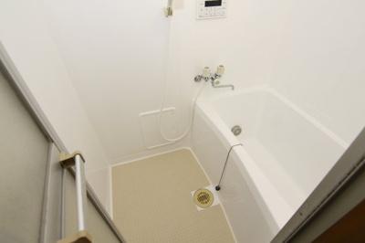 【浴室】南加瀬マンションA棟