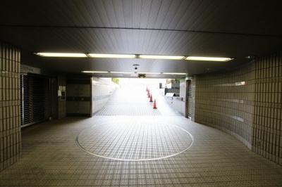 マルゼン立体駐車場