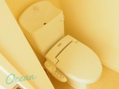 【トイレ】ウエストハイム草加中央