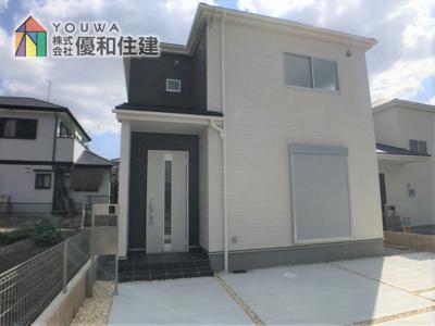 【外観:施工例】神戸市垂水区狩口台 新築戸建