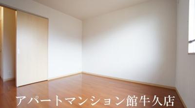 【寝室】アドミラブールD
