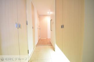 【玄関】ワコーレ神戸灘タワー
