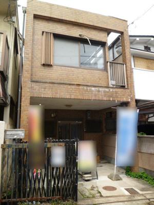 【外観】上桂前田町 建築条件無し売土地