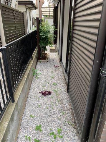 【庭】厚木市三田 中古戸建