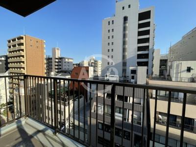エイペックス東心斎橋II 南側眺望