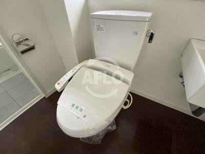 エイペックス東心斎橋II トイレ