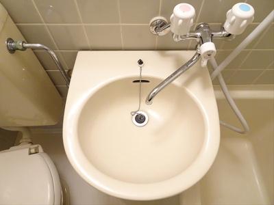 【洗面所】ラポルタイズミ