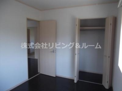 【収納】グランピアコーポ・J棟