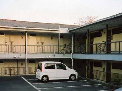【外観】川村新宿マンション