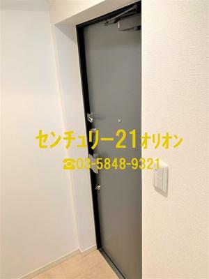 【玄関】GRAND TRUTH 桜台駅前