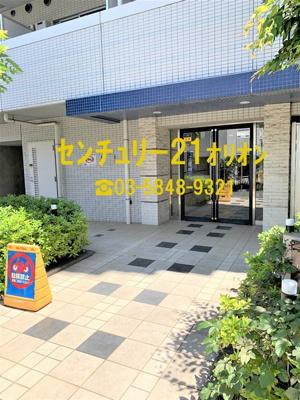 【エントランス】GRAND TRUTH 桜台駅前