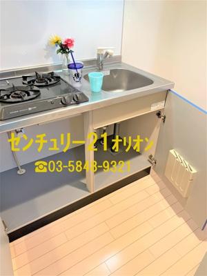 【キッチン】GRAND TRUTH 桜台駅前
