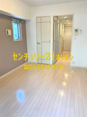 【居間・リビング】GRAND TRUTH 桜台駅前