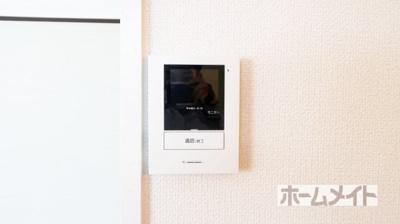 【セキュリティ】長谷川コーポ C棟