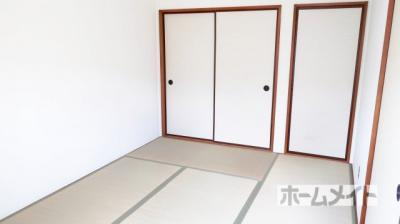 【和室】長谷川コーポ C棟