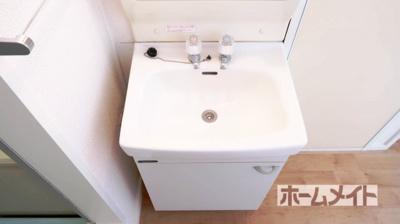 【独立洗面台】長谷川コーポ C棟