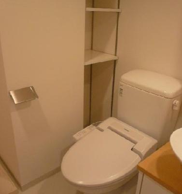 【トイレ】グランティアラ新御徒町アジールコート