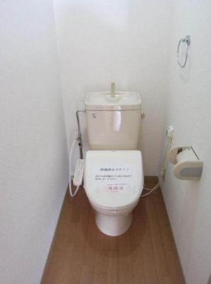 【トイレ】キララ