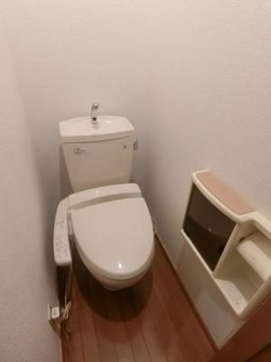 【トイレ】フォルル綾瀬