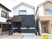 習志野市新栄 新築一戸建て 京成大久保駅の画像