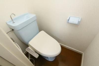【トイレ】共栄日吉ビル