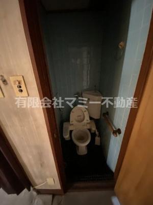 【トイレ】諏訪栄町店舗H