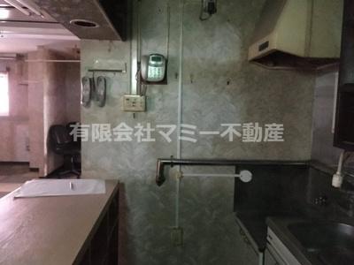 【キッチン】鵜の森1丁目事務所S