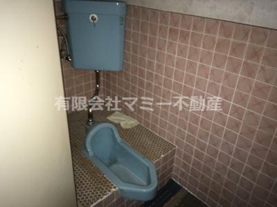 【トイレ】鵜の森1丁目事務所S
