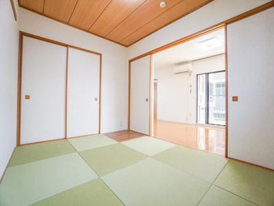 【和室】コスモ千歳台